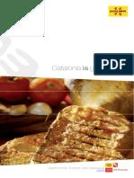 Catalonia Gastronomy
