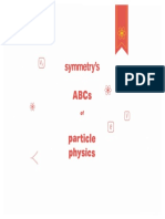 1 Particle Physics Abcs