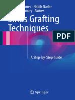 2015 Sinus Grafting Techniques