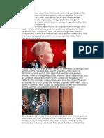 Post Femenist Film Theory