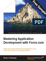 Mastering Application Development with Force.com - Sample Chapter