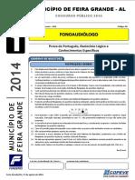Prova - Fonoaudiologo - Tipo 1.pdf