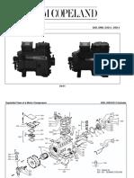 D2D D3D_3_4 compressor spares