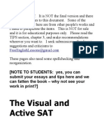 1 Sat Test Prep Book Draft