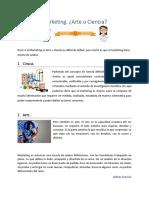 Marketing Arte o Ciencia-Adrian Suescun