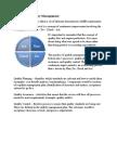 Discipline of Quality Management