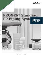 PROGEF Standard Polypropylene
