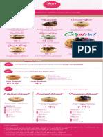 Cardápio - Miss Donuts