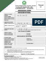AdmissionForm-PISR2014