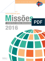 Revista de Missões da Igreja Metodista Livre do Brasil