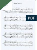 Ó Minha Rosinha.PDF com dedilhação.PDF