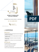 Italian-German Hospitality & Real Estate Forum June 23 - 24, 2016 | Rimini Italy