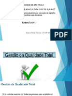 Gestão da qualidade total, mercado de trabalho e empreendedorismo