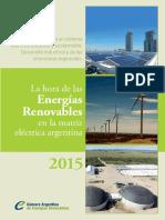 Cader Reporte Ejecutivo Del Sector Electrico 15102015