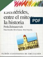 Efemérides, entre el mito y la historia.pdf