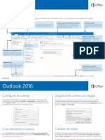Outlook 2016 Win Quick Start Guide