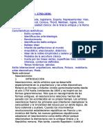 2 - Neoclasicismo - 1750-1830