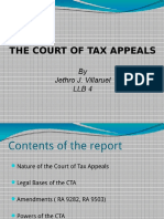 Tax II Report