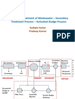 CE-311 Biological Treatment I- Activated Sludge Process