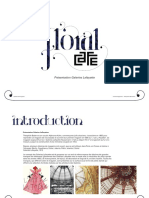 Presentation Floral Café