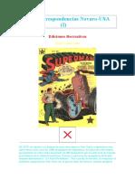 SUPERMAN Las Correspondencias Novaro