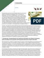 CADTM Colombia - La Deuda Pública en Colombia