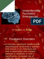 understanding psychiatric emergencies  1