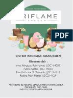 Analisis Bisnis Oriflamme