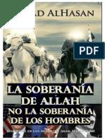 La Soberanc3ada de Allah No La Soberanc3ada de Los Hombres (1)