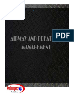 Airway & Breathing Management