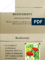 t2 5 Ecology2-Day 5-Biodiversity