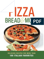 Pizza, Bread & More Delicious Recipes