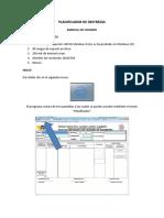 Manual de Usuario Plan destrezas