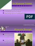 11 - Muscular Fitness