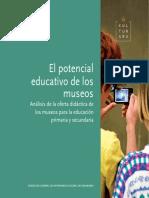 Potencial Educativo Museos