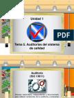 Tema 5. Auditorias Del Sistema de Calidad