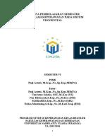 SILABUS Perkemihan Reguler 2016