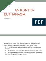 Pro dan Kontra Euthanasia