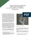INDUSTRIALES, PROTECCIONISMO Y POLÍTICA EN COLOMBIA
