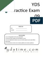 00_yds_pr_exam_09_Deneme_Kitapcigi.pdf