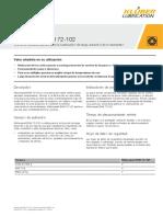 EFT Klueberquiet BQH 72 102 ES Es