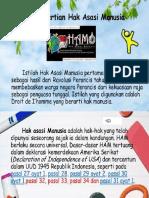 Presentasi Ham Usu