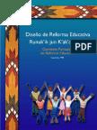 Diseño de La Reforma Educativa Web