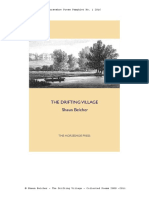 The Drifting Village - Collected Poems 2000-2015
