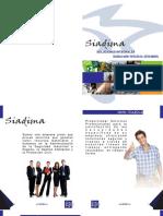Catalogo Siadima Servicios y Productos 2014 v1.22102014