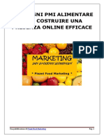 Web Food Marketing