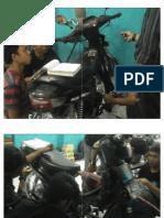 Montir Sepeda Motor LP2K Aisyah