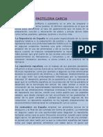 Pasteleria Garcia