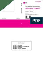 Cm9940-Ab.  lg componente service manual43 Spanish