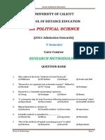 QB Ps Research Methodology